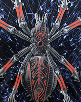 Cyber Spider (TOTAL-print) ������ ���������� ������ GOOD